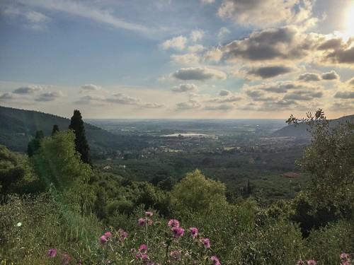 Utsikt fra Casa del Sedio